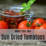 Make Your Own :: Sun-Dried Tomatoes