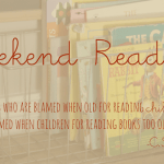 Weekend Reading :: April 5, 2014