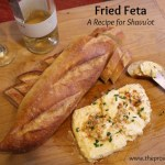 Fried Feta: A Cheesy Recipe for Shavuot