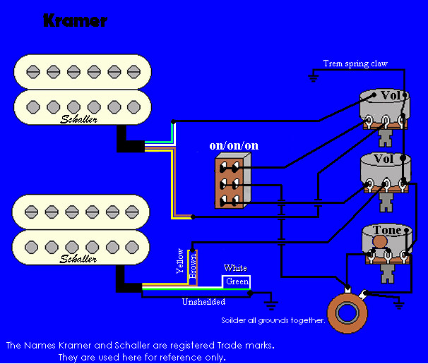 guitar wiring diagram one volume one tone guitar wiring diagram 2 humbuckers 3 way switch wiring diagram on guitar wiring diagram one volume one