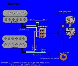 Kramer Wiring Information and Reference