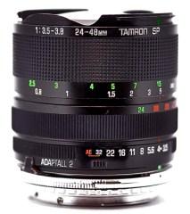 Tamron 24-48mm f/3.5-3.8 Lens