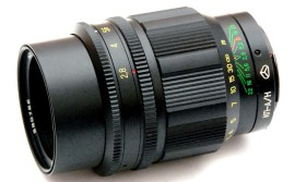 Tair 11A 135mm f/2.8 prime lens