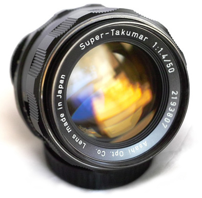 Smc takumar 55 1.8 radioactive dating