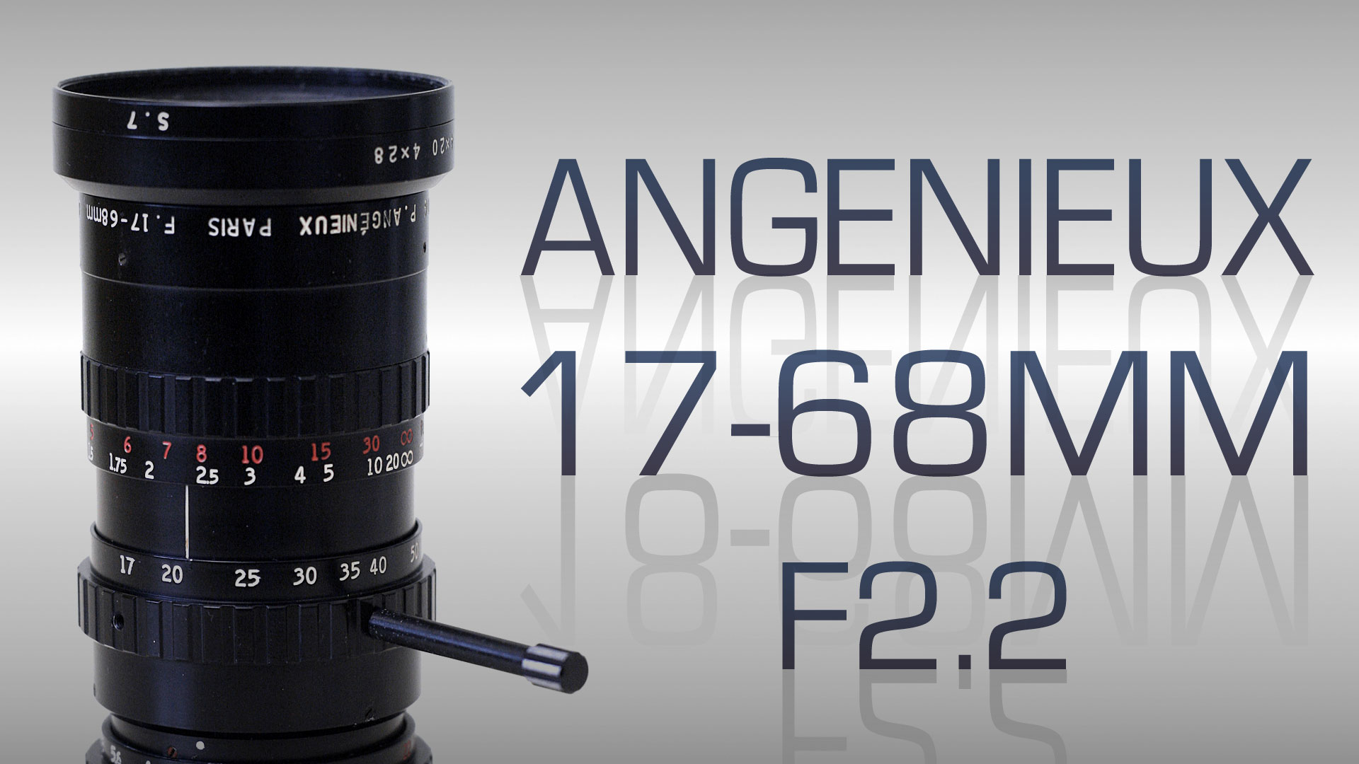Angenieux 17-68mm F2.2 for BMPCC & D16 | REVIEW