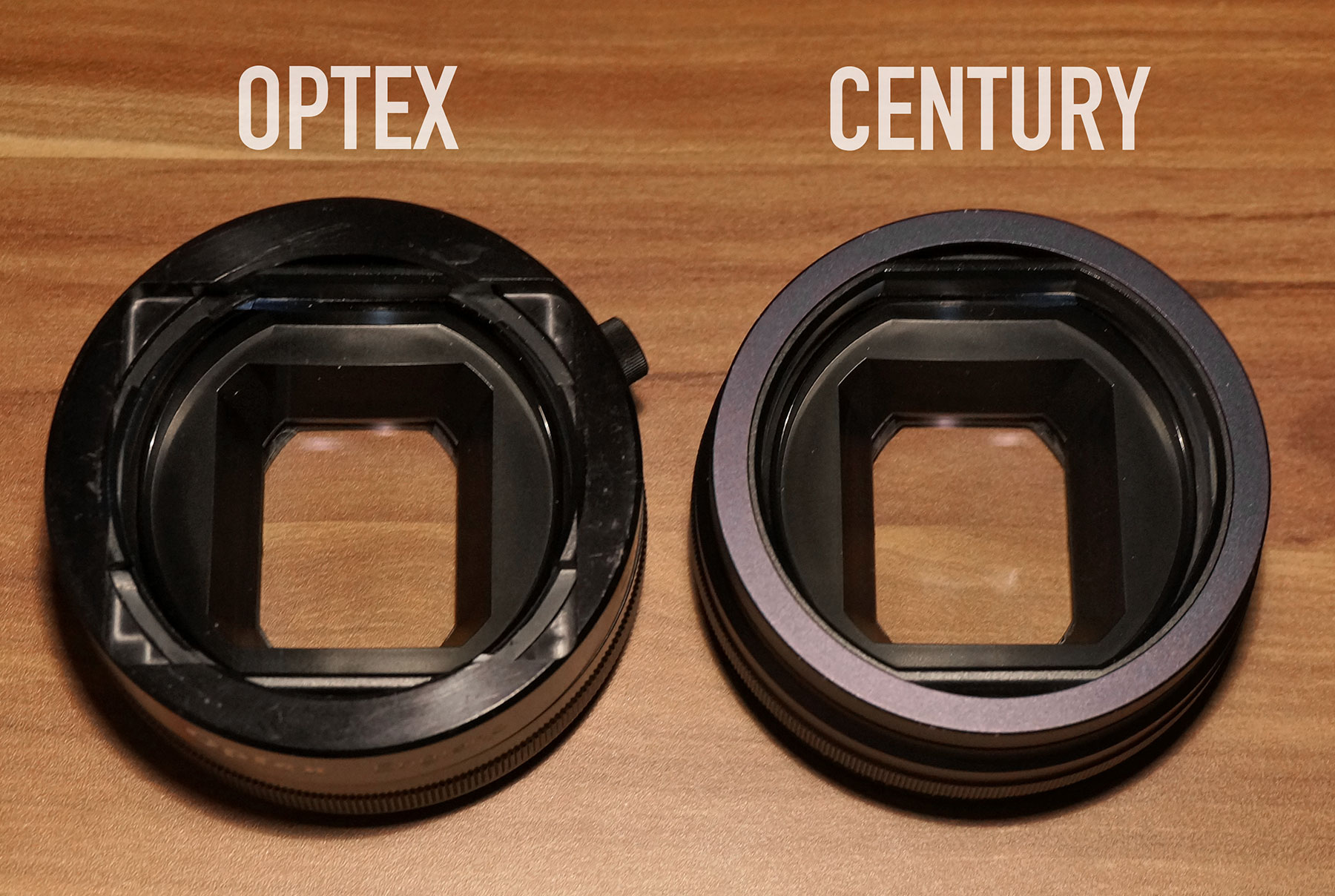 OPTEX / CENTURY 16:9 1 33x Anamorphic Lens Review | Vintage Lenses
