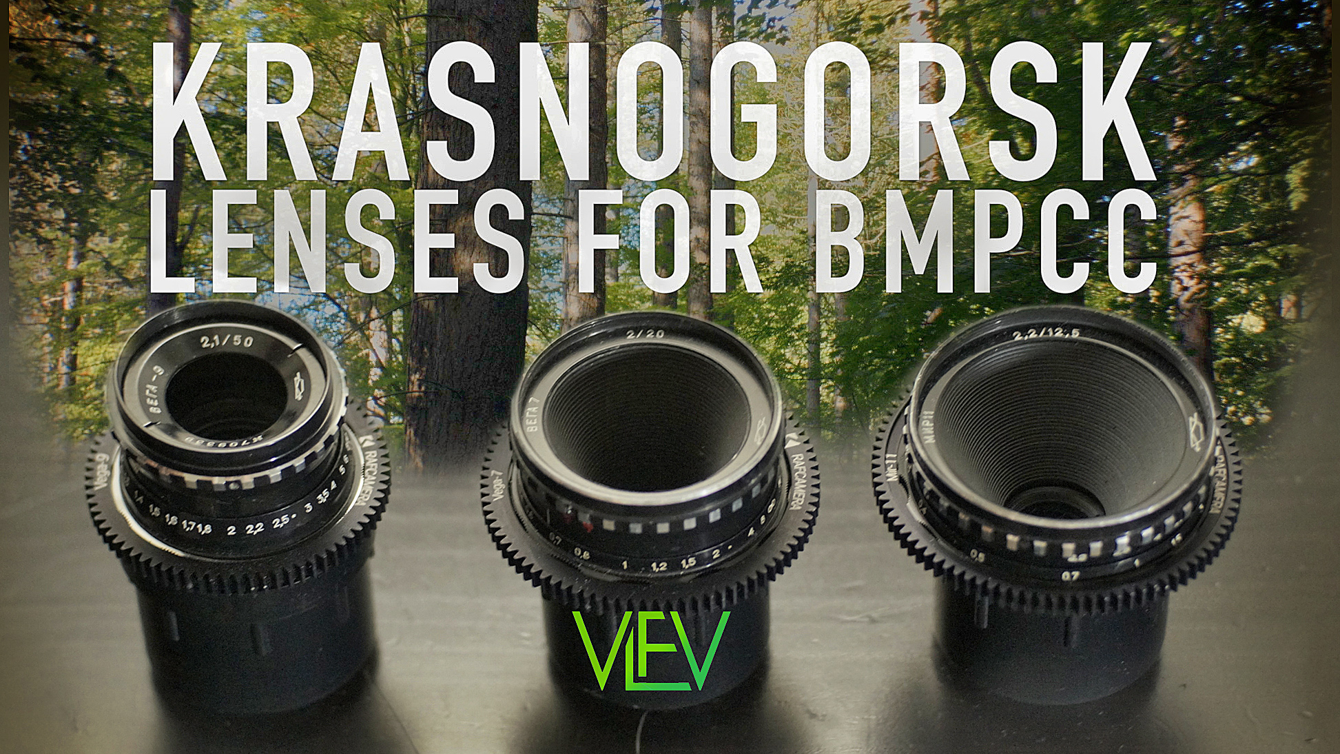 "Using ""Krasnogorsk"" Lenses on BMPCC | In-depth Review"