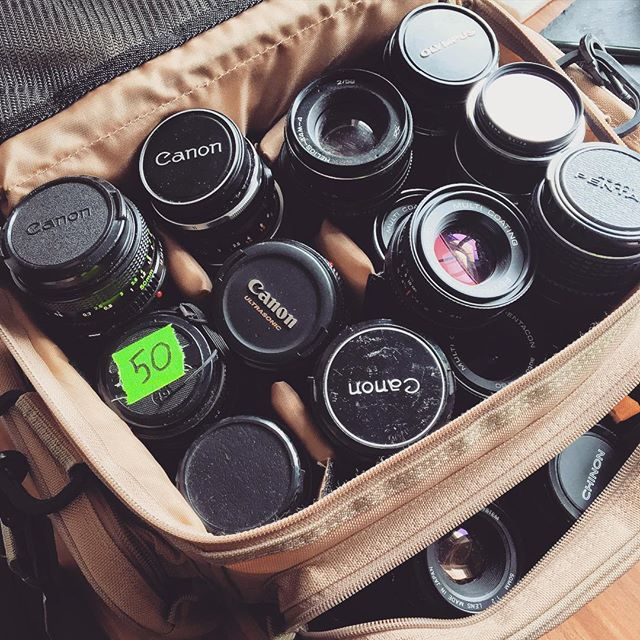 50mm lenses