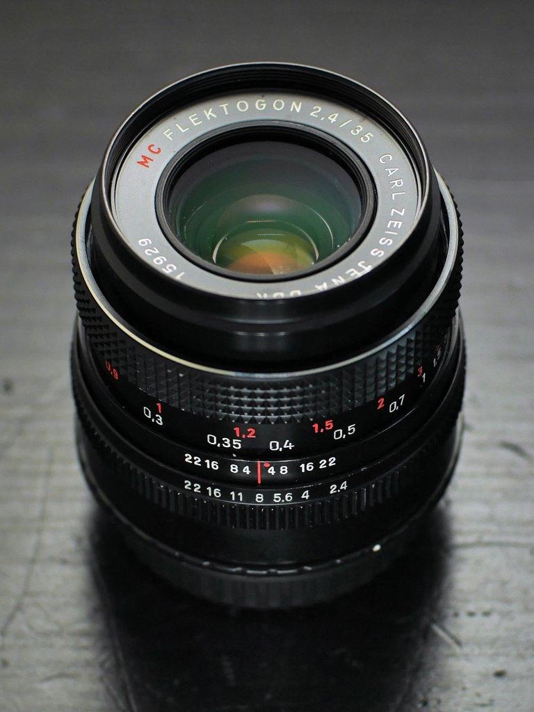 Jena 35mm F2.4