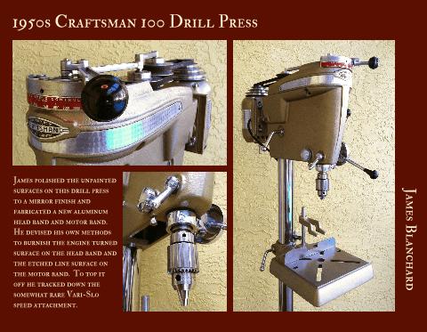 2013 Vintage Woodworking Machinery Calendar