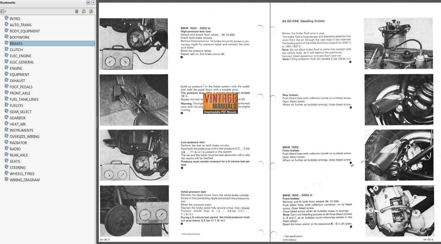 Breathtaking BMW 2002 Wiring Diagram Pdf Ideas - Best Image Engine ...