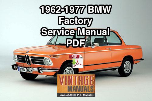 bmw car manuals pdf