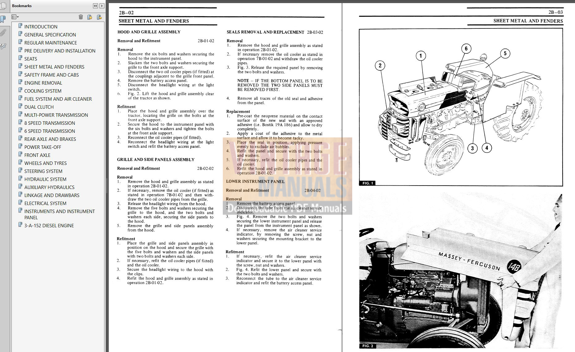 MERCURY 2 STR SERVICE REPAIR MANUAL 135 150 175 200 225