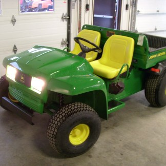 John Deere Turf Gator Utility Vehicle Service Manual PDF