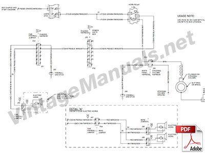 Wiring Diagram PDF Download - VintageManuals.net
