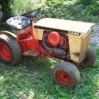 Case 130, 180 Tractor Service Manual PDF