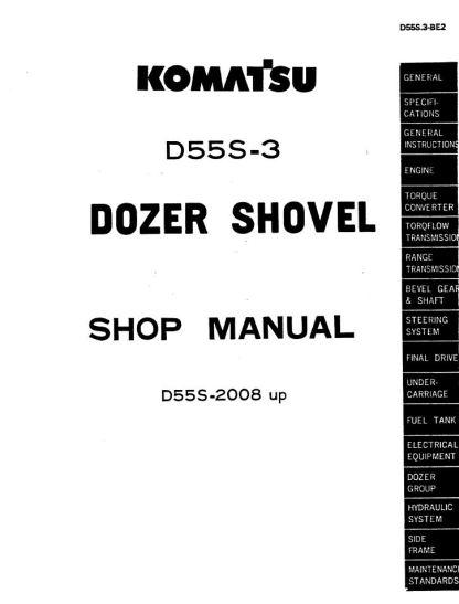 CoverPage-KomatsuD55S
