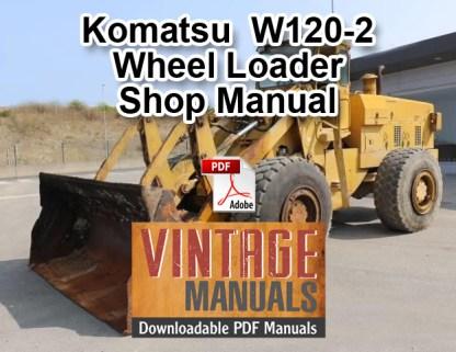 Komatsu W120-2