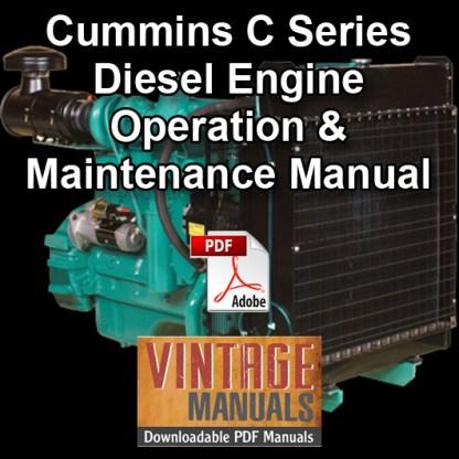 Cummins C Series Engines