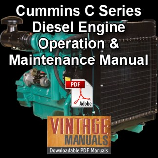 Cummins C Series Engines