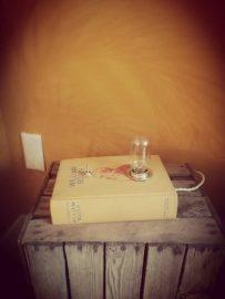 William Booth boekenlamp