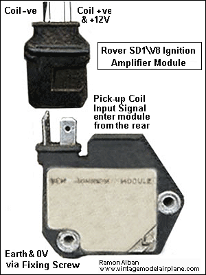 Ignition Module 2 vs 3 pin connector