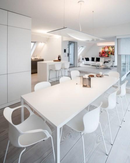 Lichtdesign in Berliner Wohnung