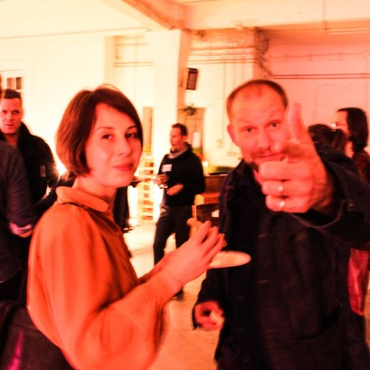 Joern Siebke und Esther