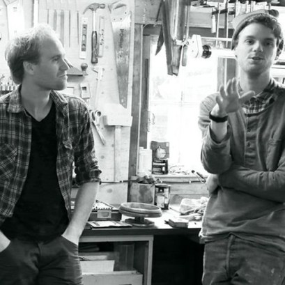 Martijn and Kamiel von Blom and Blom