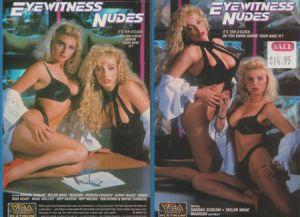 Eyewitness Nudes (1990) – USA Vintage