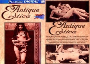 Antique Erotica 1 (1920's-40's) – USA Old Classics
