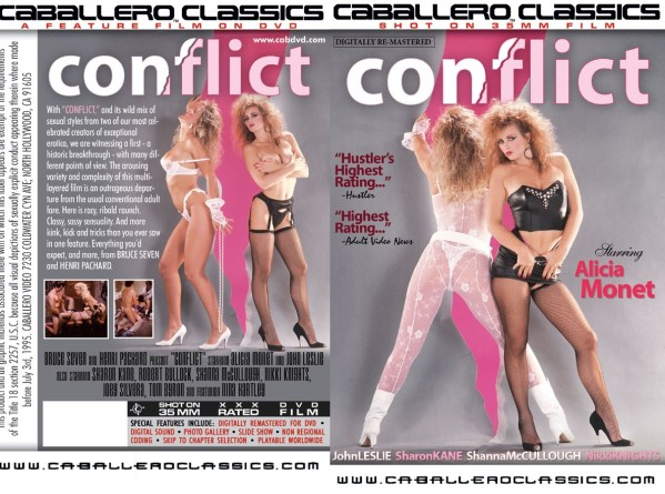 (1988) Conflict DVD