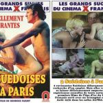 2 Suedoises a Paris (1976) aka Hot Sisters *Classic French Porn-Download