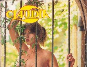 Claudia [Dutch] [Vintage Porn Magazine] Okt-Nov 87 [Full Scans]