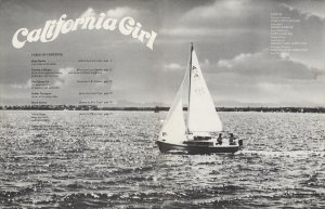 California Girl [Vintage Nude Magazine] n. 8 (1-1973) [Full Scans]