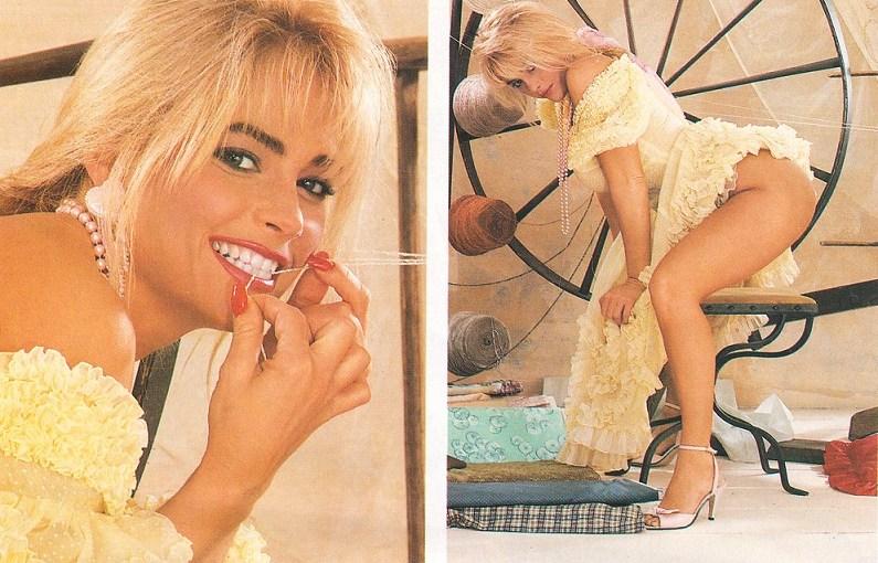 Men Only Magazine – Final girl – Paula [Full Scans]