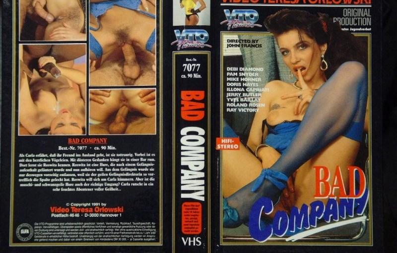 Bad Company (1991) [Vintage Porn Movie] [Watch & Download]