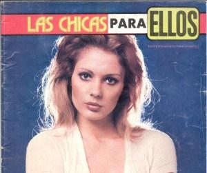 Las Chicas para Ellos 1980 (Argentina) [Vintage Nude Magazine] [Full Scans]