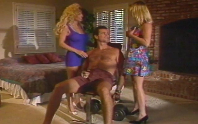 "Kaitlyn Ashley – ""Hollywood Scandal"" 1993 scene 2 [Watch & Download]"