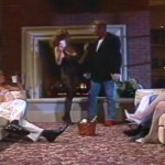 "Celeste with everybody from ""Hollywood Scandal"" 1993 scene 5 [Watch Online]"