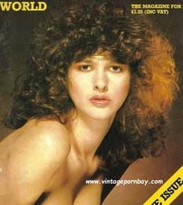 Executive Vintage Magazine (UK) – Covers & calendar [Nude Scans]