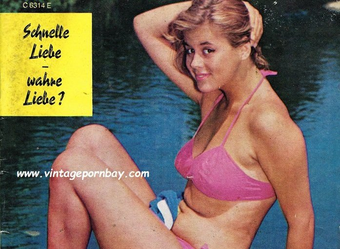Smart Vintage Nude Magazine 81, 1965 [Full Scans]