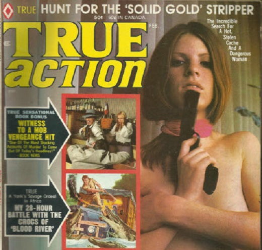 True Action Covers 1974-1977