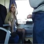He Fucked His Mature Stepmom in Interrail Room [Amateur]