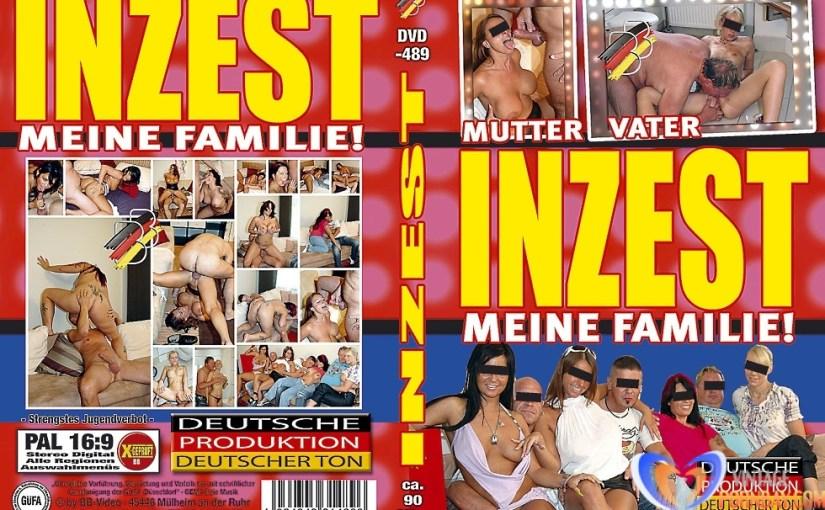 Mutter Vater Inzest – Meine Familie [German Stepfamily Porn Movie]