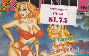 Fiesta Comic Strip (Paul Raymond's Galaxy Publications) Magazines
