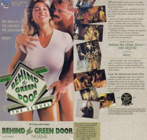Behind the Green Door 2 (1986) DVD5 [HQ] [Download]