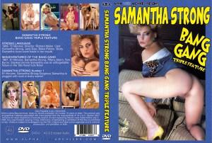 Samantha Strong Number 1 (1988) (Lesbian) [HQ] [Download]