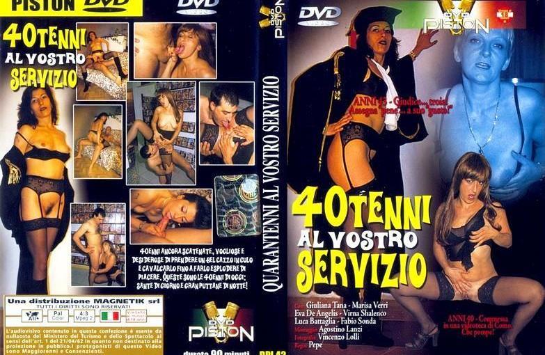 Matures: Quarantenni al Vostro Servizio (2000) (Italian) [HQ] [Download]