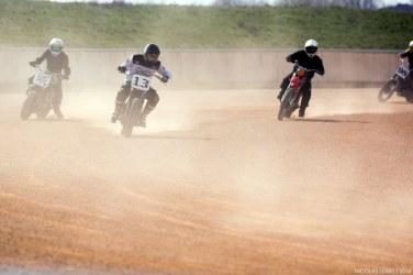 Flat Track - Vintage Racing Spirit - Nicolas Serre 45